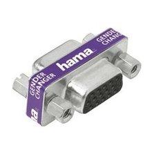 Hama 41976 VGA Gender-Changer VGA-Buchse auf...