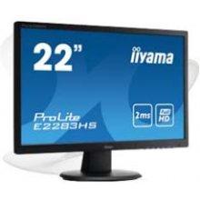Monitor IIYAMA E2283HS 21.5inch, TN, Full...