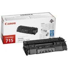 Тонер Canon TONER чёрный 3K 715/1975B002