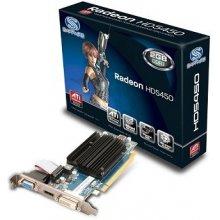 Videokaart Sapphire Radeon HD 5450, 2GB DDR3...