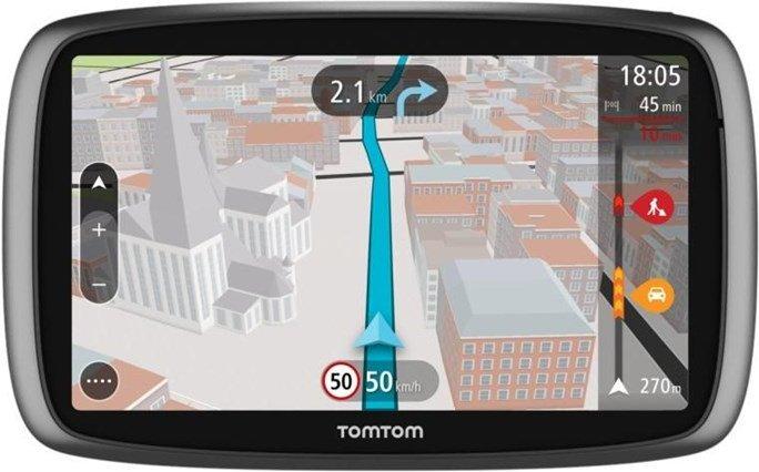 81a84ff95f6 GPS-seade Tomtom GO 5100 World 1FL5.002.60 - OX.ee