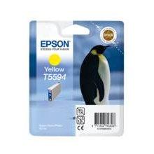 Тонер Epson T5594 Tinte жёлтый