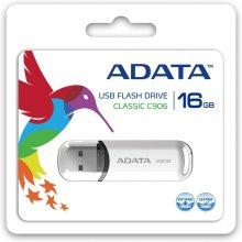 Флешка ADATA UFD 16GB C906 USB 2.0 (белый)