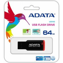 Флешка ADATA Dashdrive Classic UV140 64GB...