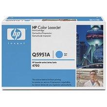 Тонер HP Q5951A Color LaserJet printer...