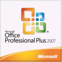 Microsoft Office Professional Plus 2007...