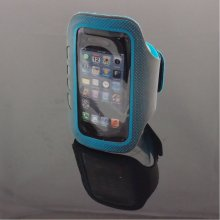 SUNEN iPhone 5 runners armband blue, with...