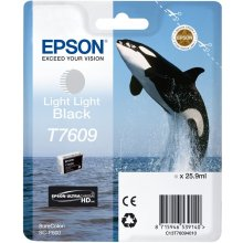 Тонер Epson T7609 Ink Cartridge, Light Light...