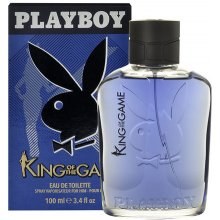 PLAYBOY King of the Game for Him 100ml - Eau...