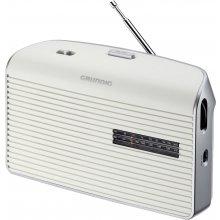 Радио Grundig музыка 60 белый / серебристый