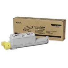 Тонер Xerox 106-R012-20 Toner жёлтый