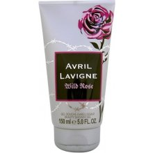 Avril Lavigne Wild Rose, dušigeel 150ml...