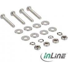 InLine Lüfterschrauben Set