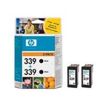 Tooner HP INC. Cartridge HP 339 black 2pack...