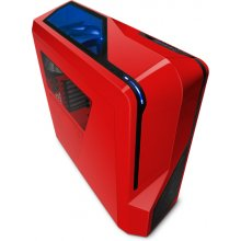 Korpus NZXT arvuti Phantom 410, Red