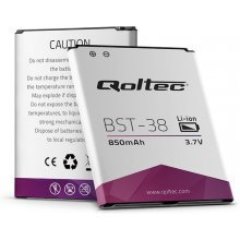 Qoltec aku for Sony Ericsson BST-38 | 850mAh