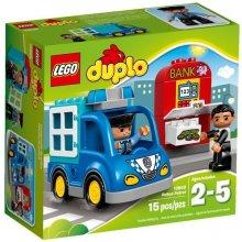 LEGO DUPLO Patrol policyjny
