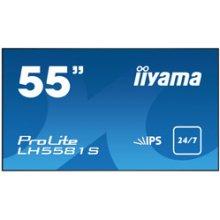"Монитор IIYAMA 138,8cm(55"") LH5581S-B1 IPS..."