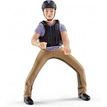 Schleich Recreational rider, purple