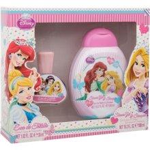 Disney Princess Princess, EDT 30 ml + 2v1...