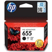 Tooner HP INC. HP 655, Black, 4.21, HP...