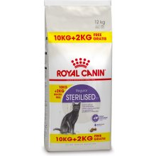 Royal Canin Sterilised 37 kassitoit 10 kg +...