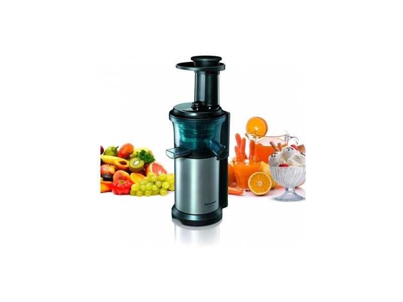 Panasonic Slow Juicer Mj L500sxe Sl : PANASONIC MJ-L500SXE Entsafter Slow Juicer - OX.ee