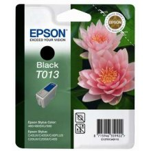 Тонер Epson INK CARTRIDGE чёрный T013