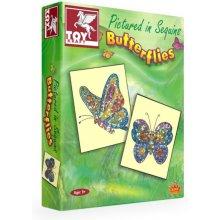 Toy Kraft Butterflies для decorating sequins