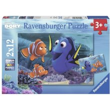 RAVENSBURGER 2x12 ELEMENTS Where is Dora