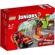 LEGO ® Juniors 10722 Ninjago Schlangenduell