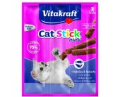 Vitakraft CAT STICK MINI TURSK (3tk) 18g