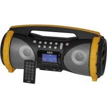AEG stereo süsteem SR4367BT must