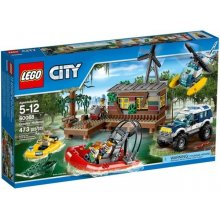 LEGO City hideout robbers