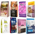 Dry food for dogs & cats