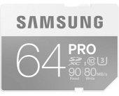 Mälukaart Samsung 64GB, SDXC PRO mälu Card...