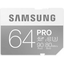 Флешка Samsung 64GB, SDXC PRO память Card...