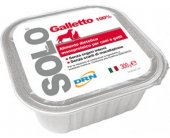 Solo Galletto 100% - 100g | консервы из...