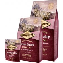 Carnilove Salmon & Turkey for Kittens -...