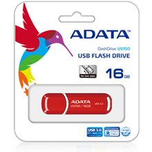 Mälukaart ADATA A-Data UV150 16 GB, USB 3.0...