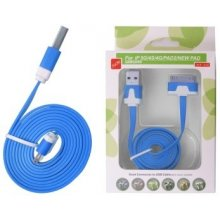 Global Technology CABLE USB IPAD 3/2 IPHON E...