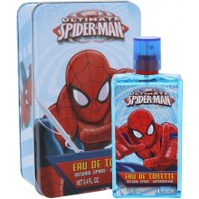 MARVEL Ultimate Spiderman, Edt 100 ml + tin...