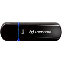 Mälukaart Transcend JetFlash 600 8GB Blue