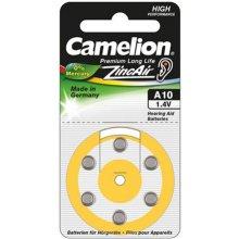 Camelion A10/DA10/ZL10, Zinc air cells, 6...