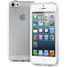 PURO Plasma ümbris iPhone 5/5S/SE valge