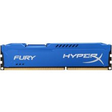 Mälu HyperX DDR3 Fury 4GB/ 1866 CL10