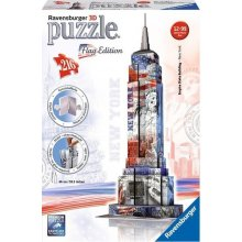 RAVENSBURGER Empire State Building Flag...