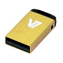 Флешка V7 Nano USB 2.0 16GB, USB 2.0...
