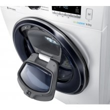 Samsung Front-Loading Washer WW80K6414QW/LE
