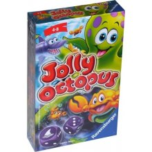 RAVENSBURGER Gra Jolly Octopus Mini